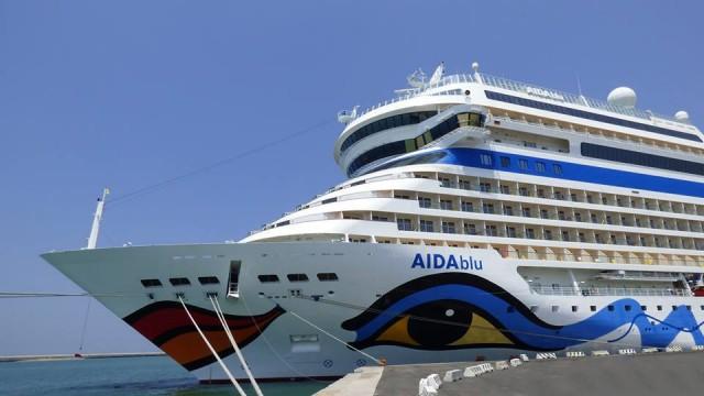 Ένα ακόμη κρουαζιερόπλοιο εγκαταλείπει την Ανατολική Μεσόγειο