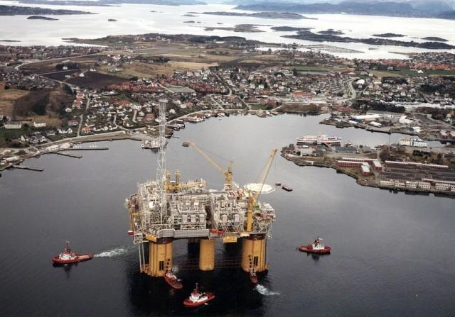 H Statoil περιορίζει τις επενδύσεις της μετά τις βαριές απώλειες του 2015