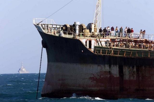 Η ναυτιλία στη Μεσόγειο- και πάλι- στο στόχαστρο των Βρετανών