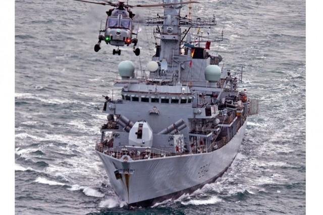 Η Βρετανία στέλνει πολεμικά πλοία στην Βαλτική για ενίσχυση της ασφάλειας των Βαλτικών χωρών έναντι της Ρωσίας