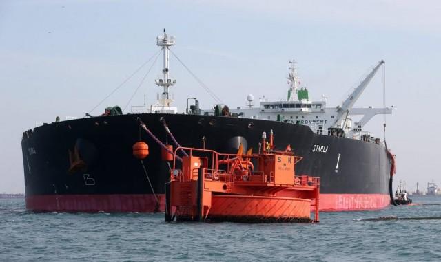 """Η χαμηλή τιμή του πετρελαίου, """"ασπίδα"""" κατά της πειρατείας;"""