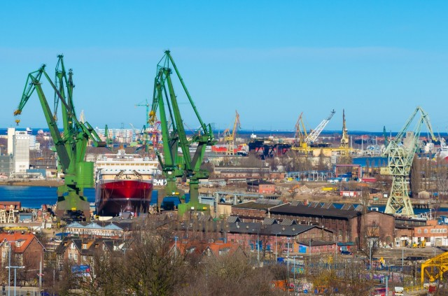 Απόφαση για άμεση ενίσχυση της πολωνικής ναυπηγικής βιομηχανίας