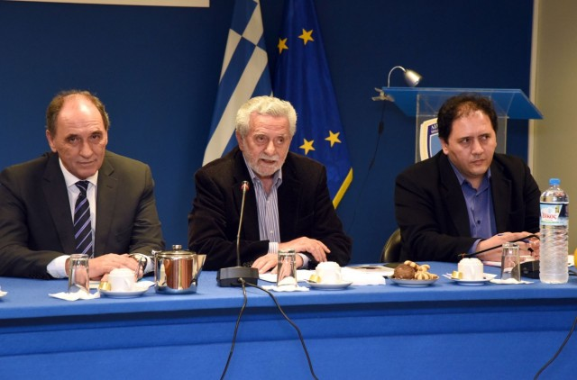 Οι σχέσεις Δήμων και Οργανισμών Λιμένων συζητήθηκαν με τους υπουργούς Οικονομικών και Ναυτιλίας