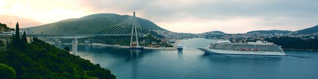 Δείτε σε ένα εντυπωσιακό βίντεο τη ναυπήγηση του νέου κρουαζιερόπλοιου «Viking Sea»