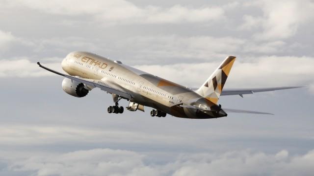 Η Etihad Airways κατακτά το βραβείο «αεροπορική εταιρεία της χρονιάς 2016»