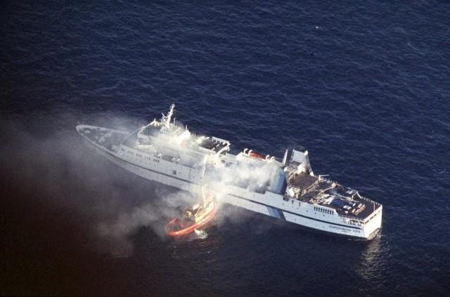Μετά από 26 χρόνια η πυρκαγιά στο επιβατηγό-οχηματαγωγό Scandinavian Star είχε μπει από δύο μέλη του πληρώματος