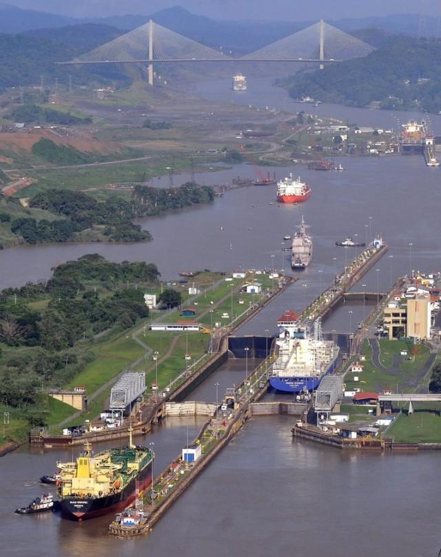 Μαζί με το «El Niño» έρχονται και νέοι περιορισμοί βυθίσματος στην διώρυγα του Παναμά
