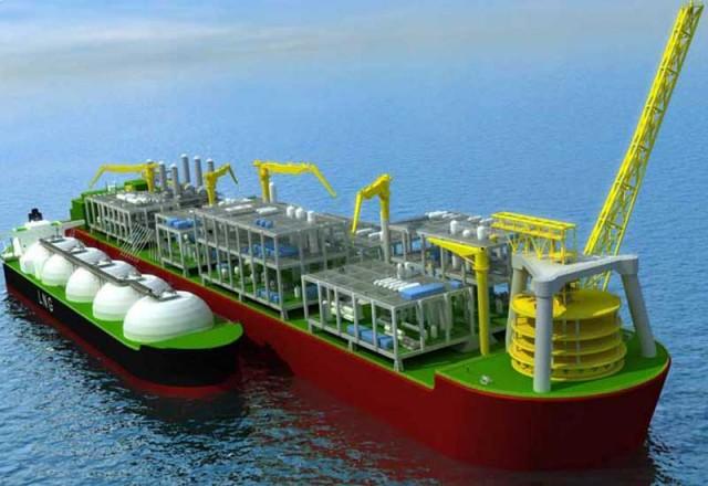 Ο νέος τερματικός σταθμός LNG στο Γιβραλτάρ θα τεθεί σε λειτουργία στα μέσα του 2017
