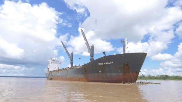 Απαγόρευση απόπλου για το πλοίο «Yacu Kallpa» λόγω μη καταβολής δεδουλευμένων στο πλήρωμά του