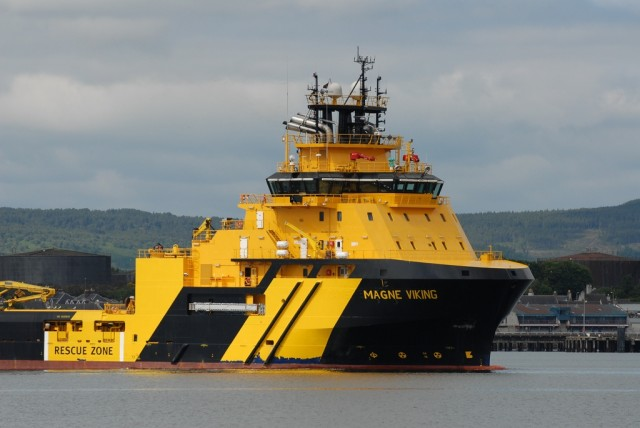 Το πλοίο «Magne Viking» είναι το πρώτο που συμμορφώνεται με τον Πολικό Κώδικα του ΙΜΟ