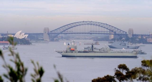 Παρούσα η Αυστραλία στη «μίνι κούρσα εξοπλισμών»