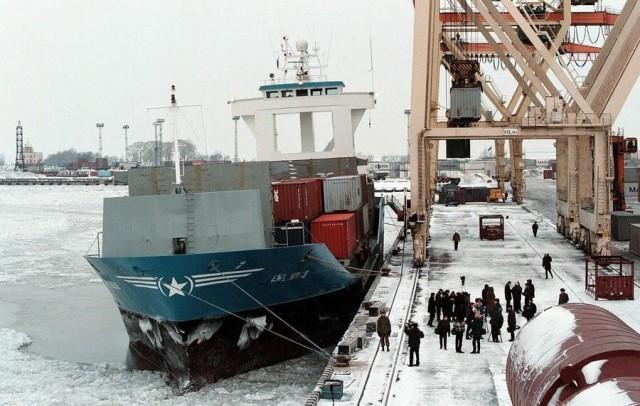 Επένδυση στην αγορά του ξηρού φορτίου οραματίζεται η Aγία Πετρούπολη