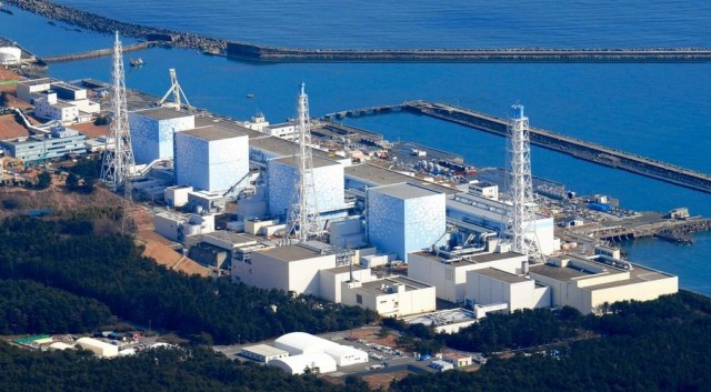 H Greenpeace διεξάγει έρευνα για παρουσία ραδιενεργών ουσιών στην θαλάσσια περιοχή της Φουκουσίμα