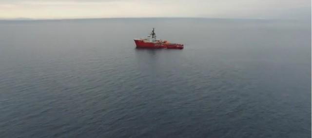 Βίντεο από επιχειρήσεις διάσωσης προσφύγων από το πλοίο Aegis I