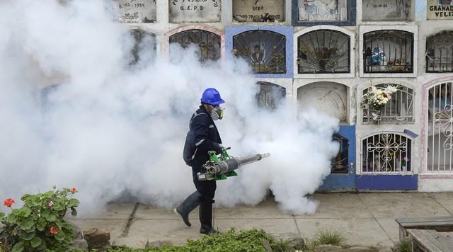 Αυξάνονται τα κρούσματα του ιού Ζίκα