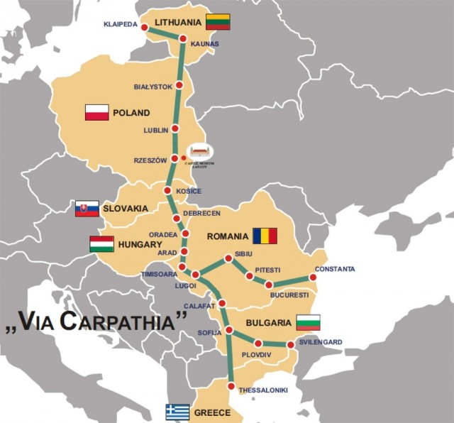 via_carpatia_map
