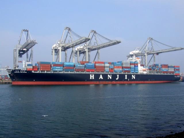 Σε συζητήσεις η Hanjin Shipping για περικοπές στους ναύλους