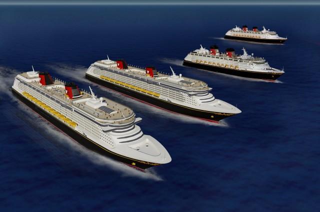 Στα ναυπηγεία του Meyer Werft παραγγέλθηκαν δύο νέα κρουαζιερόπλοια από την Disney