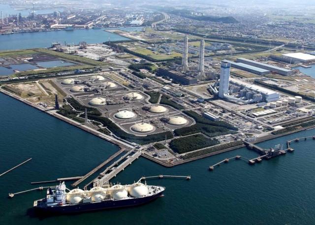 Η Κροατία στρέφεται προς πλωτές τερματικές εγκαταστάσεις LNG