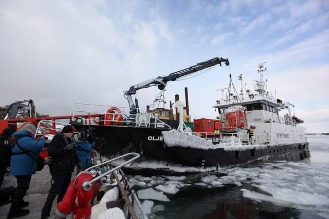 H Nορβηγική αλιεία η μόνη πρωταθλήτρια δύναμη στη Βόρεια Θάλασσα