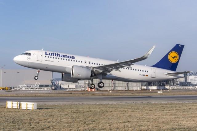 Η Lufthansa επιτυγχάνει εξοικονόμηση καυσίμου έως 4% και αντίστοιχη μείωση εκπομπών CO2