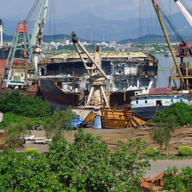 Η Ένωση Εφοπλιστών της Νορβηγίας καλεί τα μέλη της να επιλέγουν πιστοποιημένα διαλυτήρια πλοίων