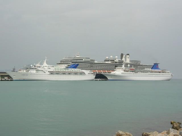 Κρουαζιέρα: ανεβαίνει Ασία και Καραϊβική, υποχωρεί η Μεσόγειος