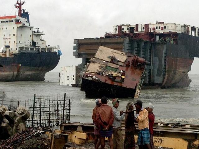 Διαλύσεις πλοίων: Η άνοδος των τιμών θα έχει μικρή διάρκεια