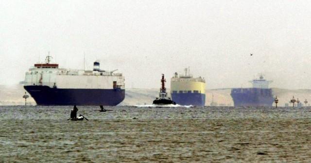 Η διώρυγα του Σουέζ εξακολουθεί να παραμένει η κύρια διαδρομή για το παγκόσμιο εμπόριο ή μήπως όχι…