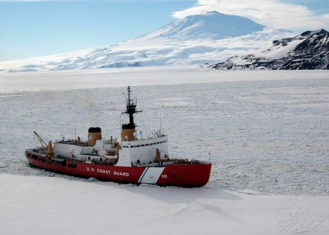ΗΠΑ και Καναδάς ενώνουν τις δυνάμεις τους για καταπολέμηση της κλιματικής αλλαγής στην  Αρκτική