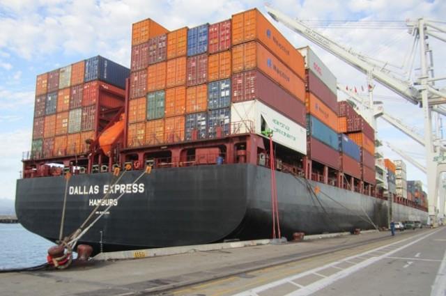 Η μεγαλύτερη γερμανική ναυτιλιακή εταιρεία Hapag-Lloyd εξετάζει την αγορά γιγαντιαίων πλοίων