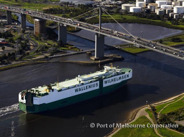 Προς παραχώρηση με leasing ο τερματικός σταθμός εμπορευματοκιβωτίων της Μελβούρνης