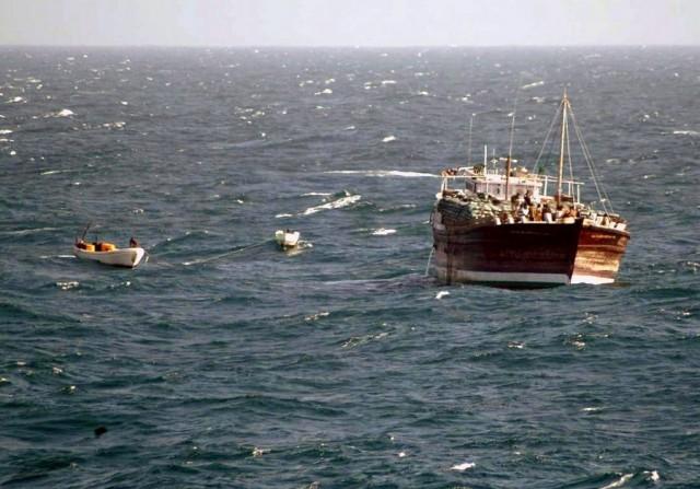Σομαλός πειρατής καταδικάζεται σε 20 χρόνια κάθειρξη