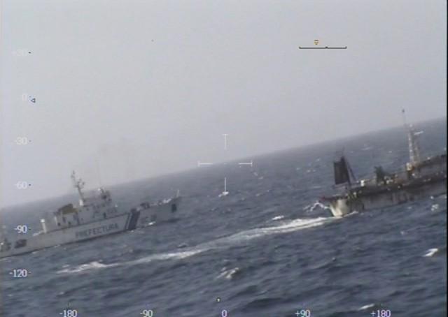 Η Ακτοφυλακή της Αργεντινής βυθίζει κινέζικο αλιευτικό πλοίο