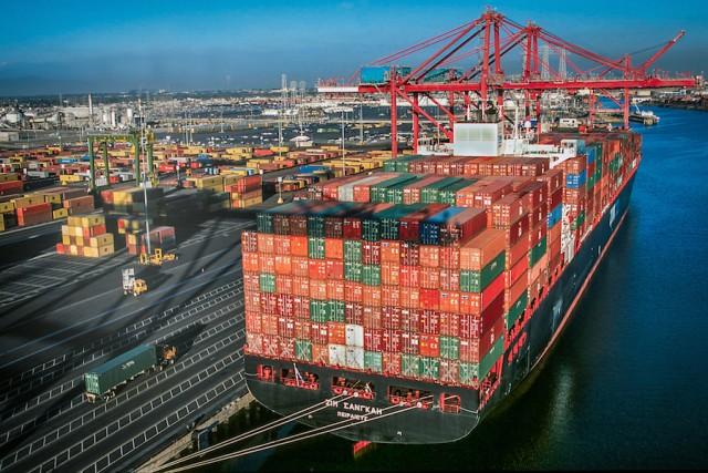 Αύξηση διακίνησης κατά 5% προβλέπει το λιμάνι του Long Beach