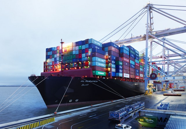 Αυξάνεται ο στόλος των παροπλισμένων containership