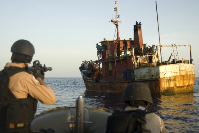Αυξημένος ο αριθμός των πειρατικών επιθέσεων στην Ασία