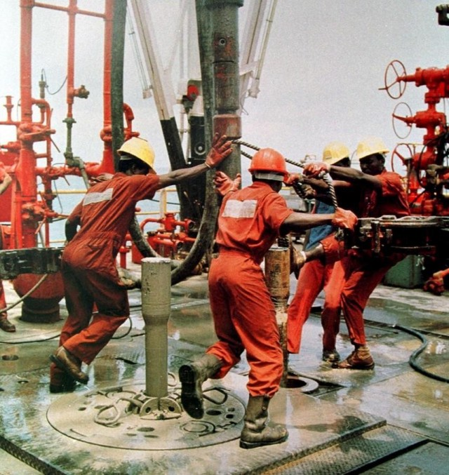 Mια νέα σημαντική ανακάλυψη πετρελαίου