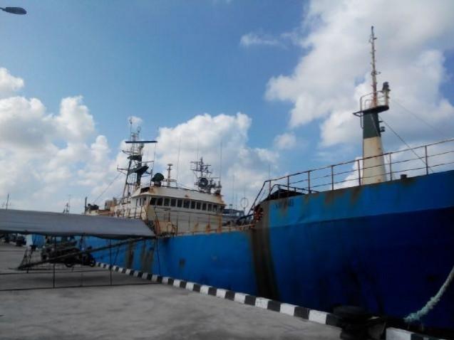 Σε μνημείο μετατρέπεται το πλοίο- πονοκέφαλος της διεθνούς (παράνομης) αλιείας