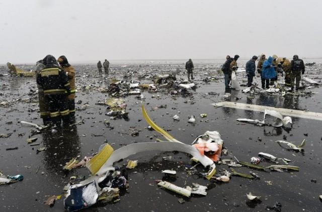 Τραγωδία με 62 νεκρούς από συντριβή αεροσκάφους στη Ρωσία