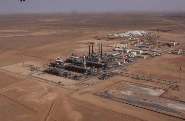 Εγκατάσταση φυσικού αερίου της Statoil και της BP στην Αλγερία δέχθηκε επίθεση από αγνώστους