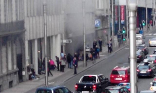 Εκρήξεις στο αεροδρόμιο των Βρυξελλών. Νέα έκρηξη στο μετρό της Βελγικής πρωτεύουσας