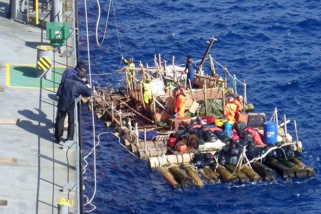 Άδοξη η κατάληξη της προσπάθειας του Kon-Tiki 2 να διαπλεύσει τον Ειρηνικό Ωκεανό