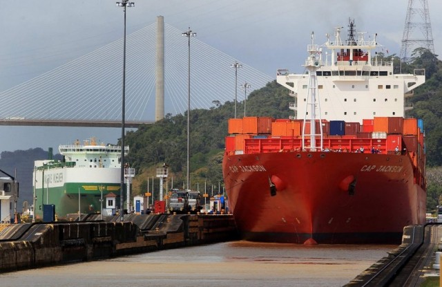 Λόγω «El Niño» επιβάλλονται περιορισμοί στη διέλευση πλοίων από την Διώρυγα του Παναμά