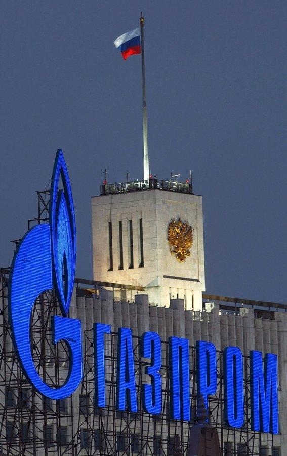 Η Gazprom επιδιώκει ενίσχυση της παρουσίας της στην κινεζική αγορά φυσικού αερίου