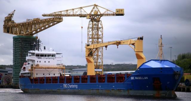 Γερμανικές ναυτιλιακές εταιρείες υποχρεώθηκαν σε καταβολή προστίμου $ 1,5 εκατομμυρίων
