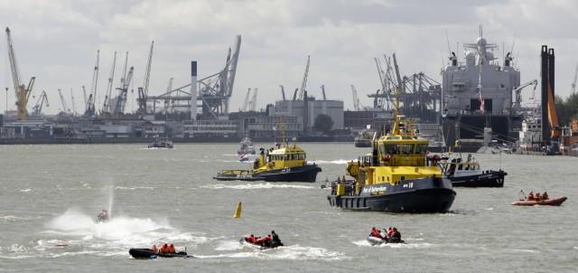 Οι ολλανδικοί λιμένες ασκούν έφεση κατά της απόφασης της Ε.Ε. για πληρωμή εταιρικού φόρου