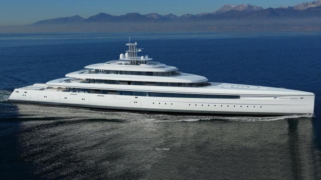 Για πολυτελείς αποδράσεις στην θάλασσα η «Oceanco» προτείνει το μέγα γιοτ «Acquaintance»