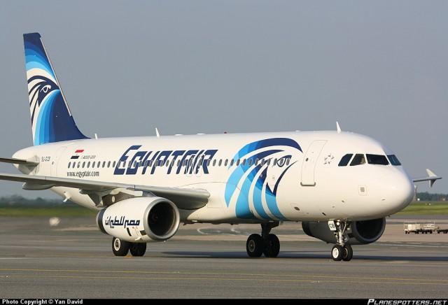 Αεροπειρατεία σε πτήση της Egypt Air. Το αεροπλάνο προσγειώθηκε στην Λάρνακα