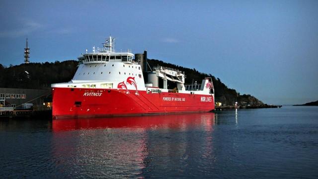 H Tesla θα εξάγει τα αυτοκίνητά της στη Νορβηγία μόνο με πλοία της Nor Lines κινούμενα με LNG